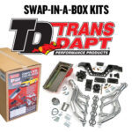 """TransDapt """"Swap-in-a-Box"""" Complete Engine Swap Kits"""