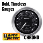 AutoMeter Chrono Series Gauges